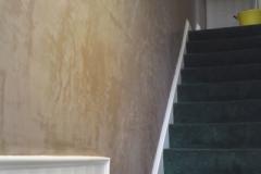 Plastering After