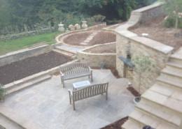 Hard Landscaping Project Totnes